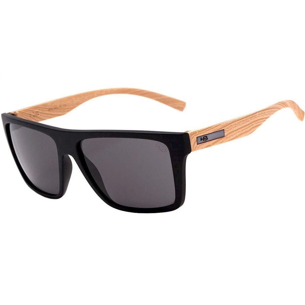 Óculos de Sol HB Floyd Matte Wood