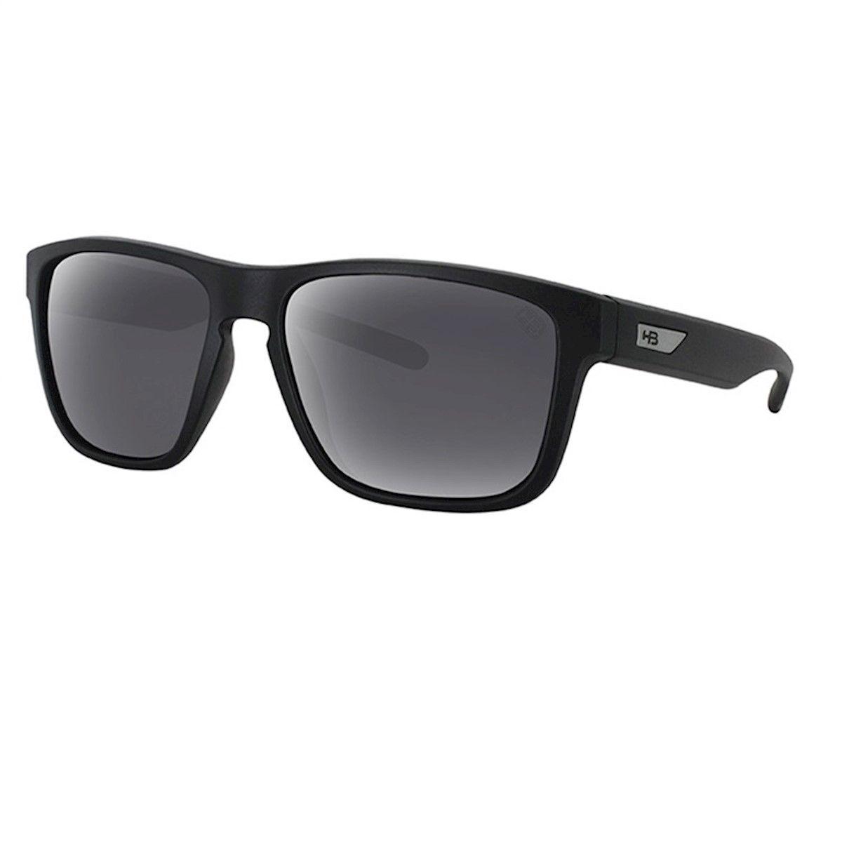 Óculos de sol HB Stab Matte Black Gray