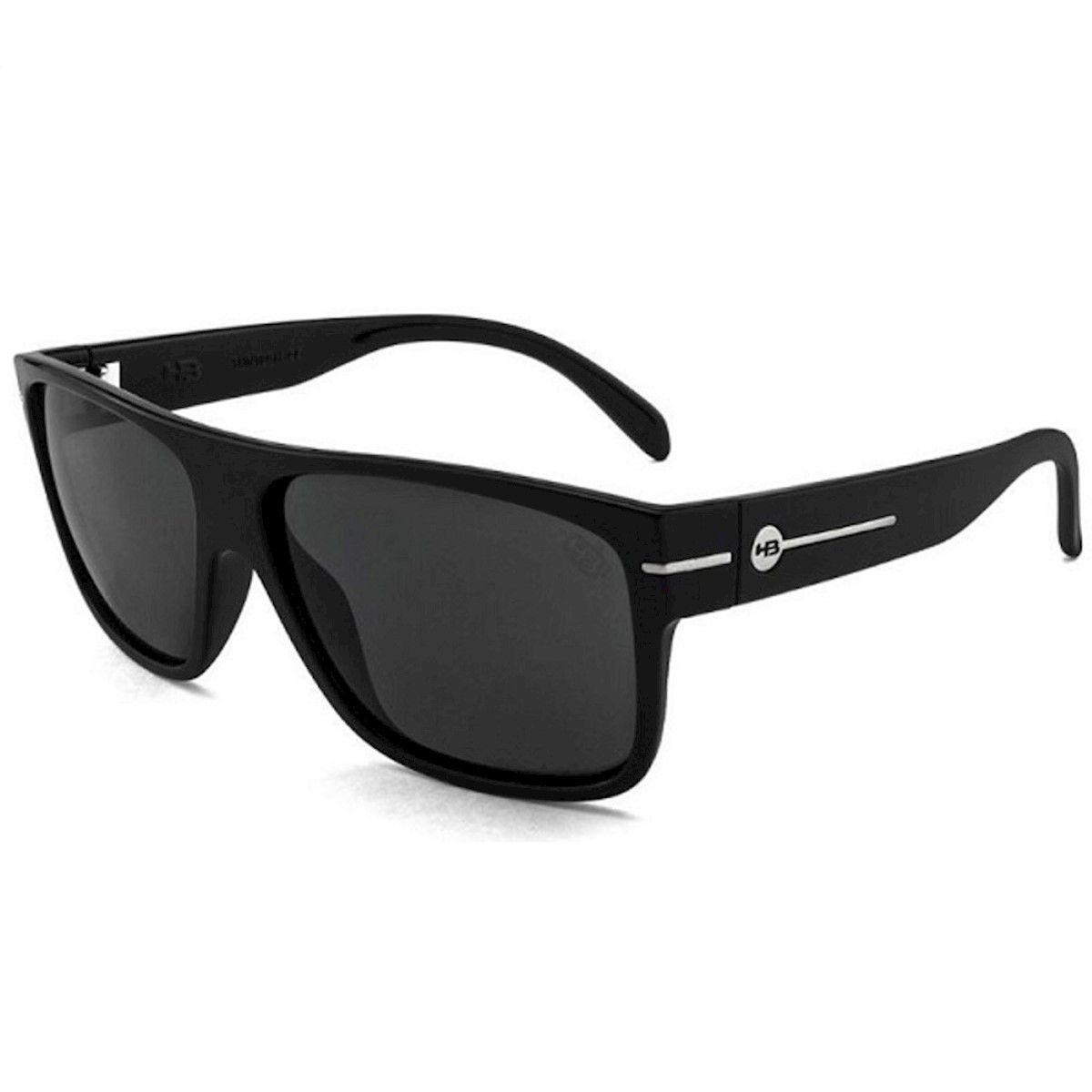 Óculos de Sol HB Would Gloss Black Gray