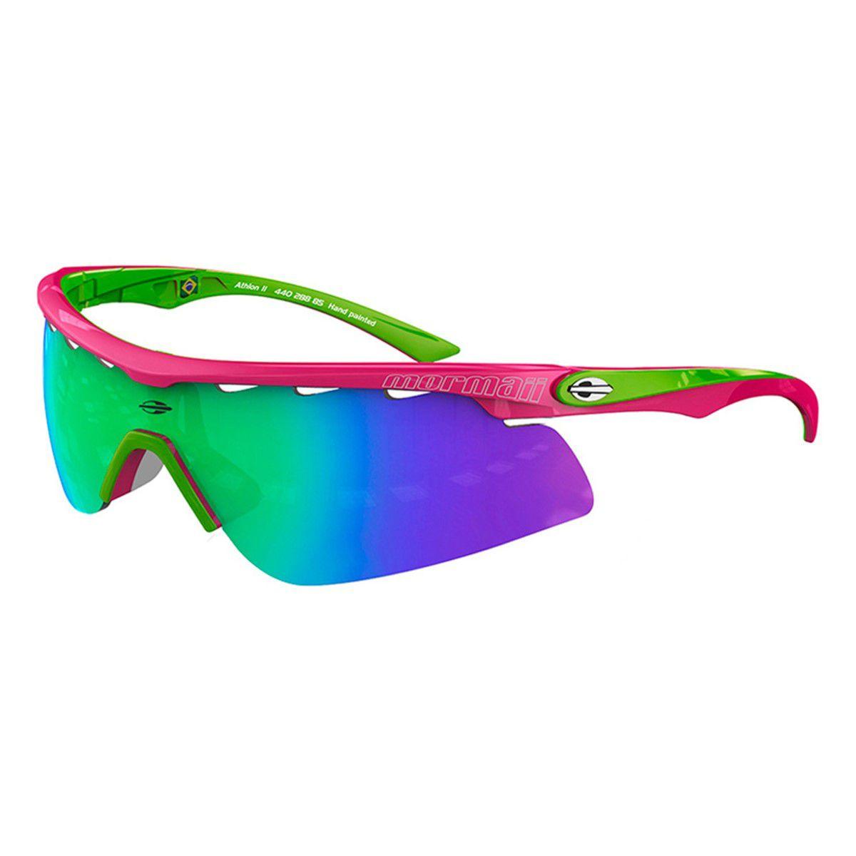 Óculos de Sol Mormaii Athlon 2 Pink
