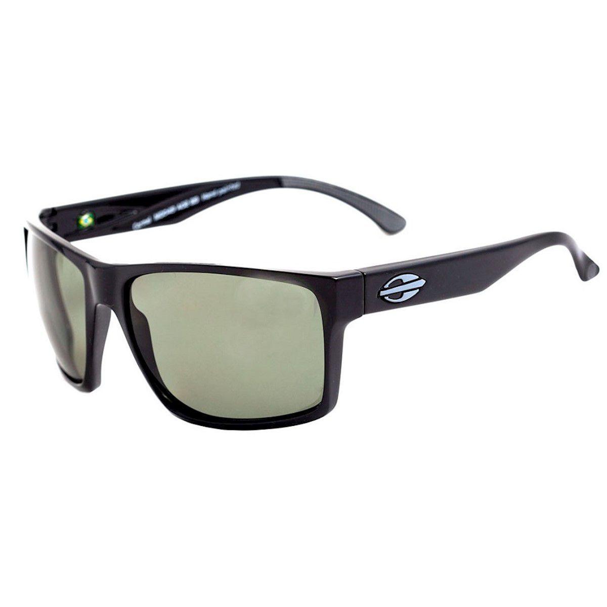 Óculos de Sol Mormaii Carmel Preto Brilho