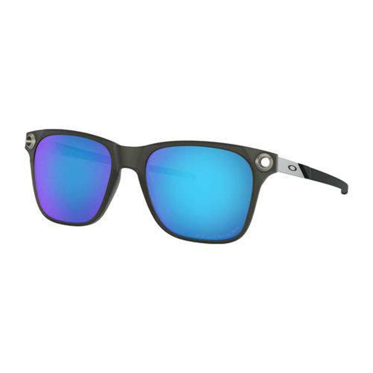 Óculos de Sol Oakley Apparation Satin Sapphire Iridium Polarized