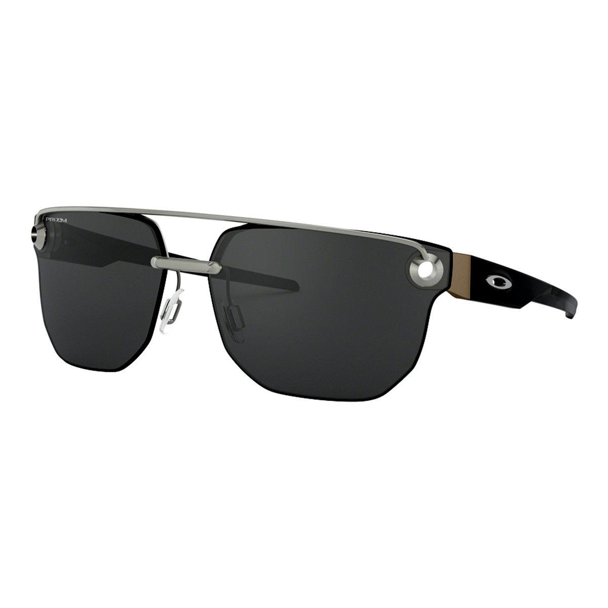 Óculos de Sol Oakley Chrystl Satin Toast Prizm Grey