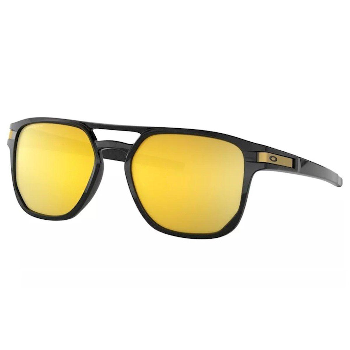 Óculos de Sol Oakley Latch Beta Prizm 24K Polarized