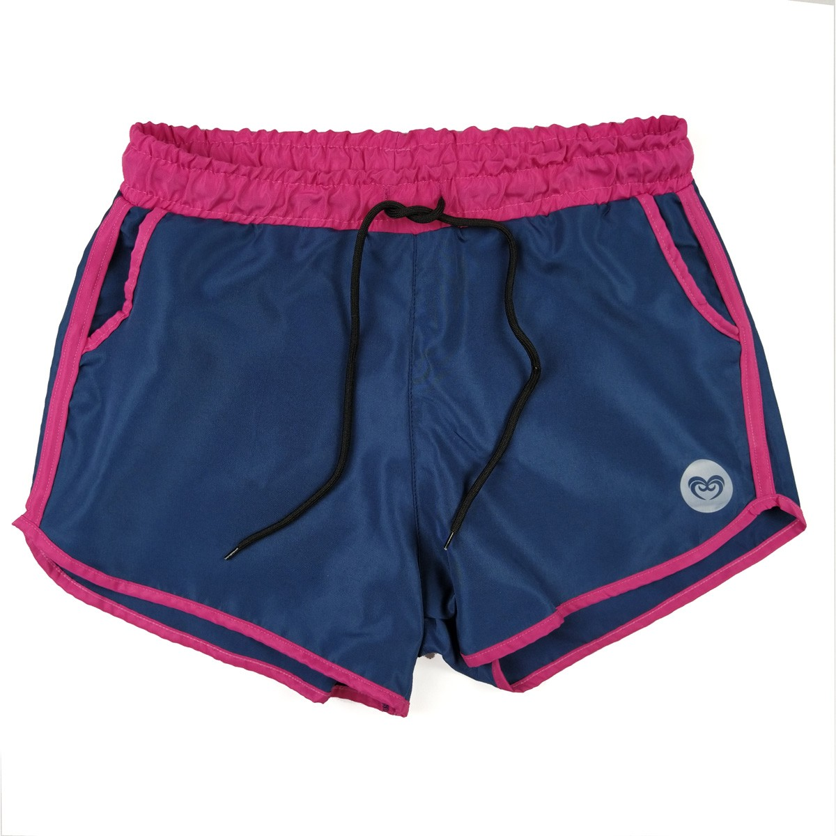 Shorts Feminino Wss Colors DarkOrchid