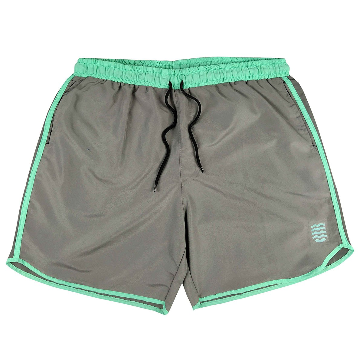 Shorts Masculino Wss Colors DarkSlateGray
