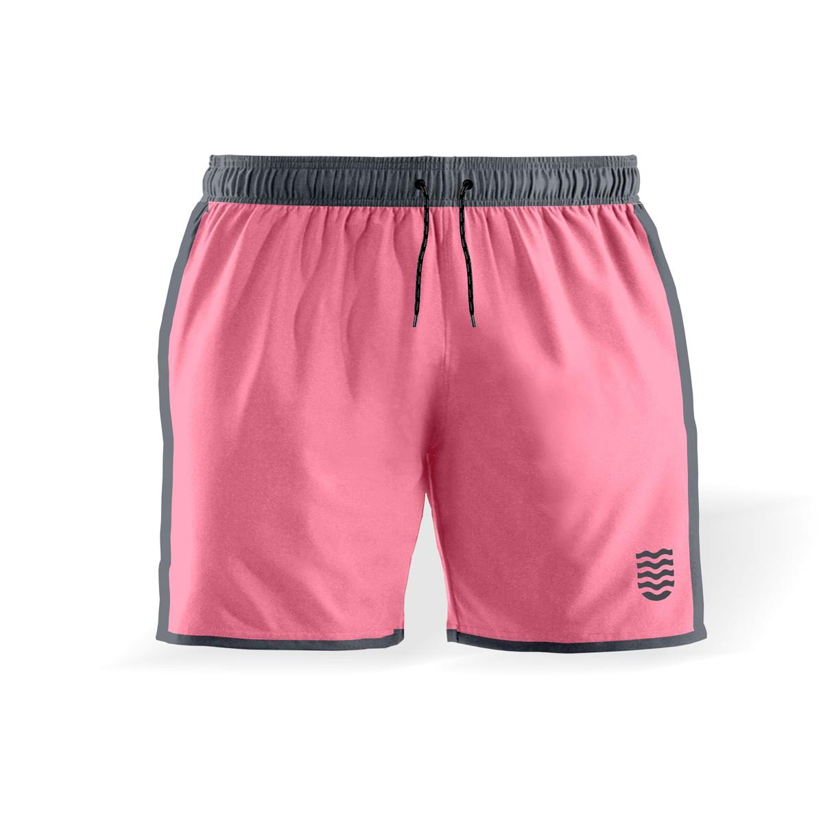 Shorts Masculino Wss Colors DeepPink