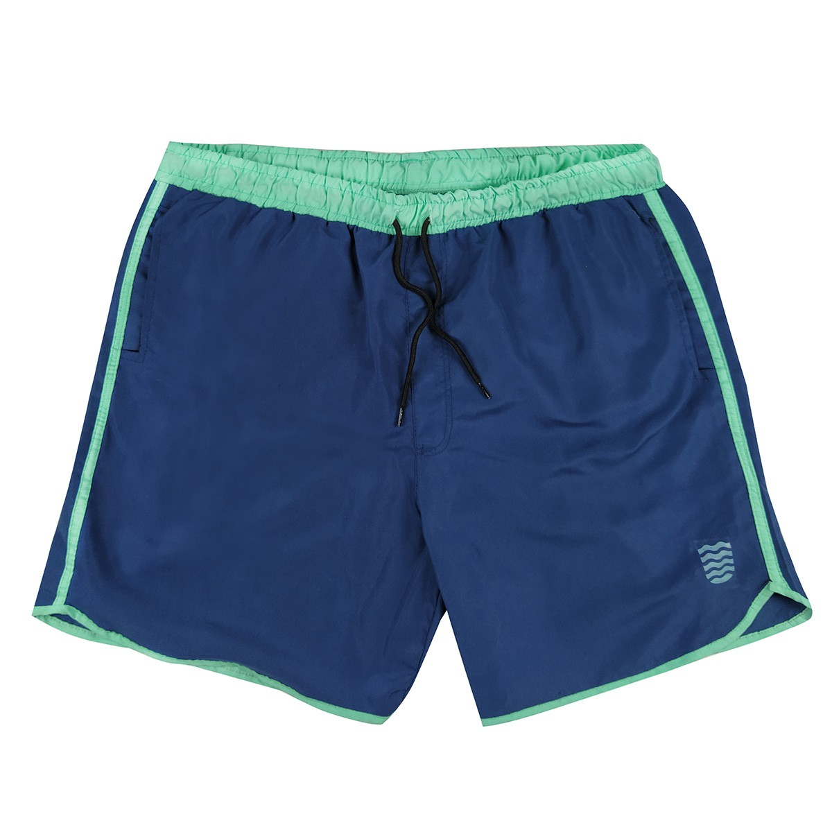 Shorts Masculino Wss Colors Indigo