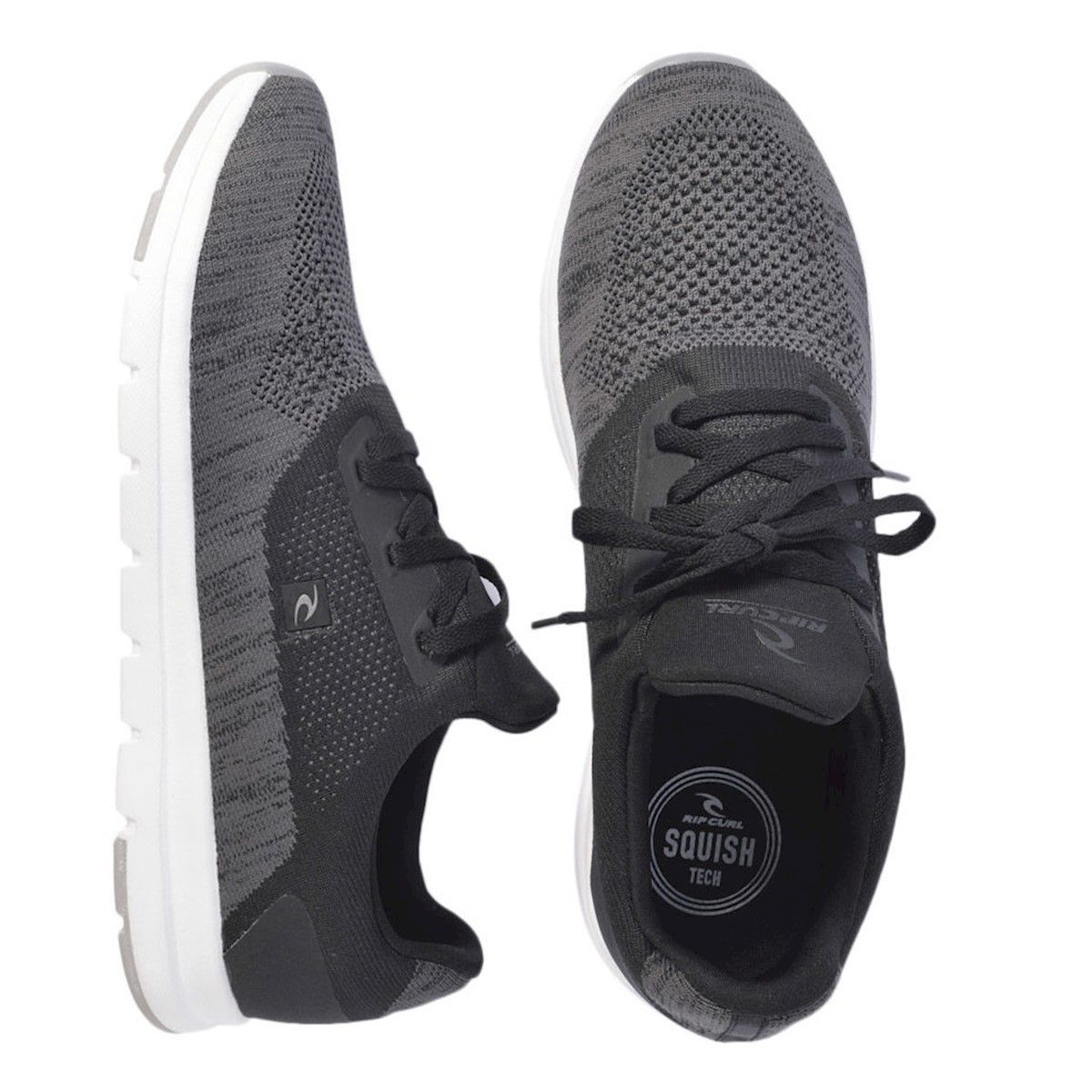 Tênis Rip Curl Roamer Knit Grey/Black