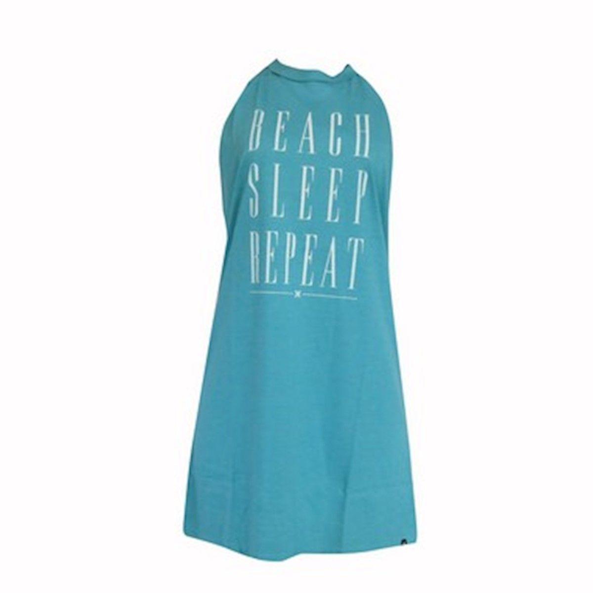 Vestido Hurley Beach Sleep Repeat