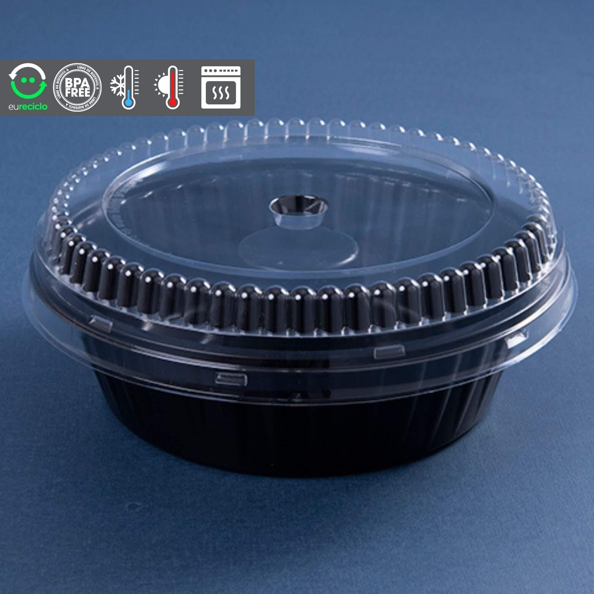 Embalagem bolo forneável para forno a gás - Galvanotek G234