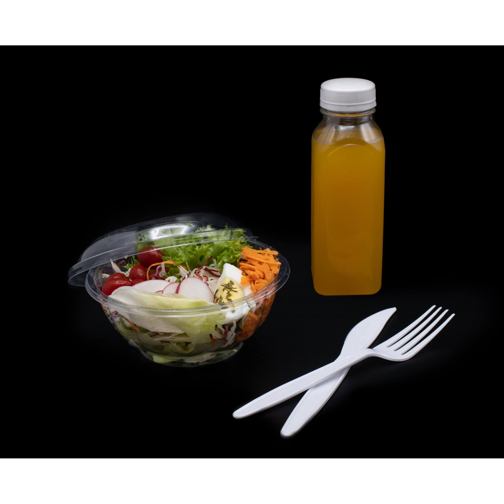 Embalagem bowl delivery salada, doce ou poke - Galvanotek G682