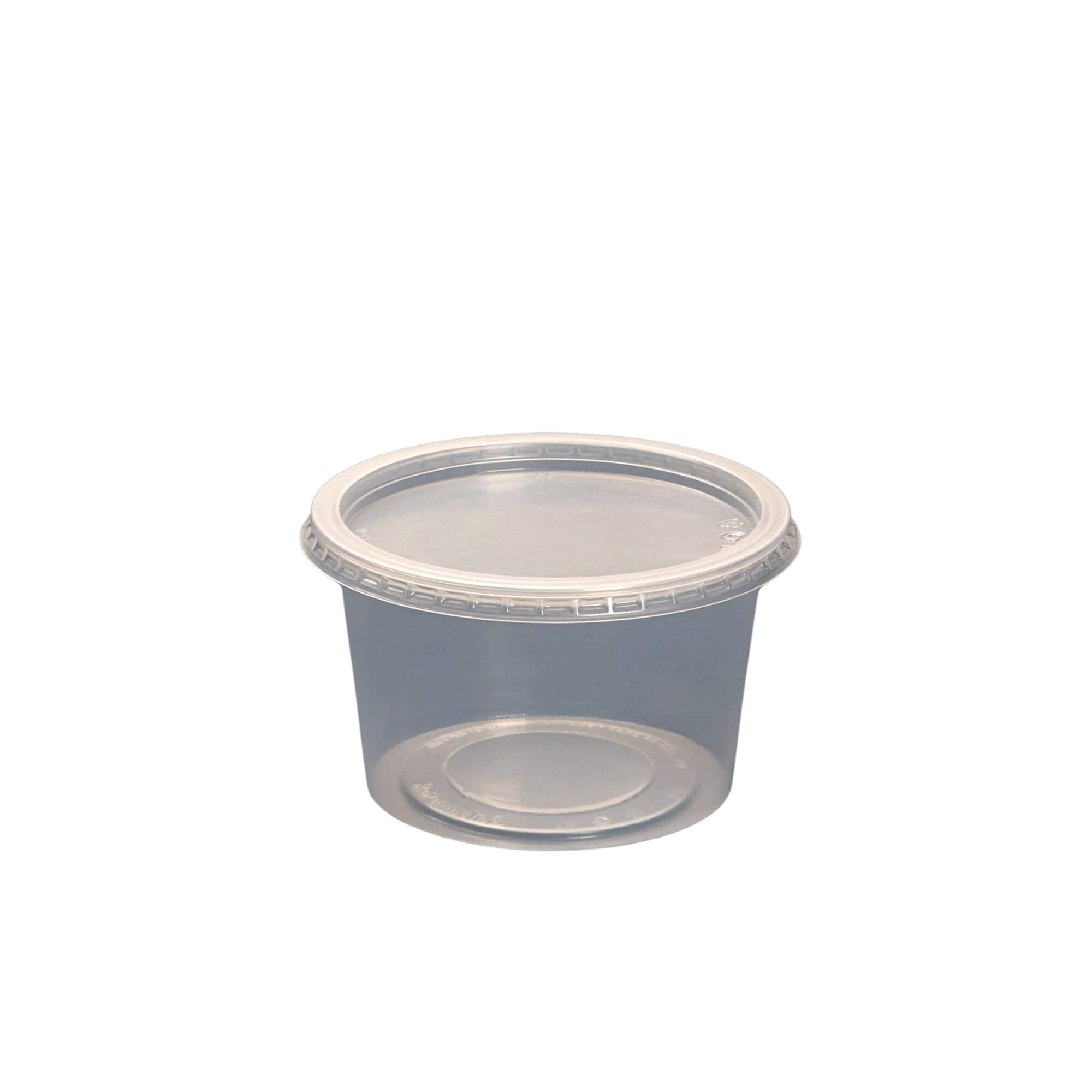 Embalagem Caldo e Sopa 500mL redondo 300un Galvanotek G312