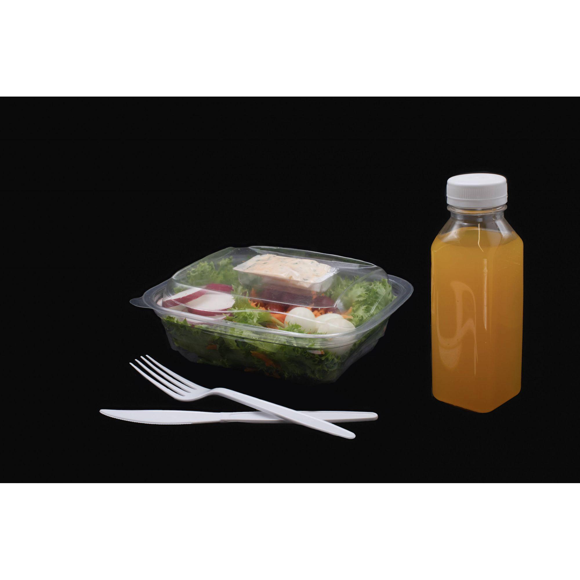 Embalagem delivery para salada 1000mL 180UN - Galvanotek G 24