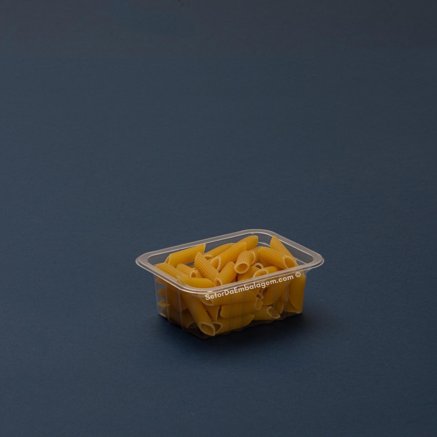 Embalagem marmita 180mL sem divisória 300un - Galvanotek G304