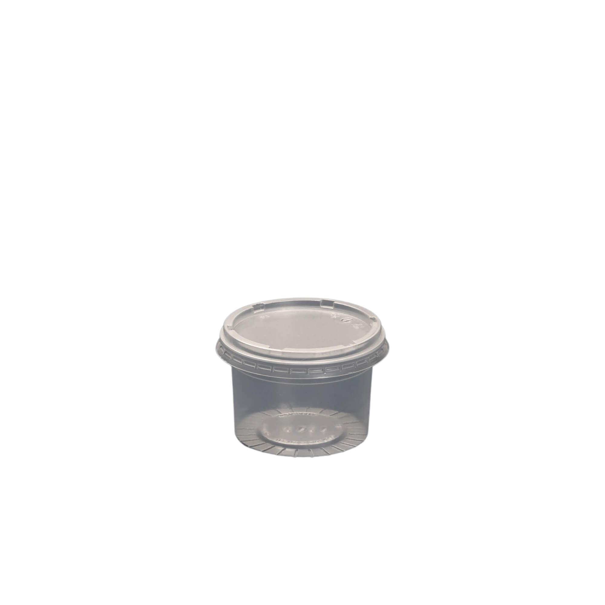 Embalagem mini porção 145mL 850 unidades Galvanotek G307