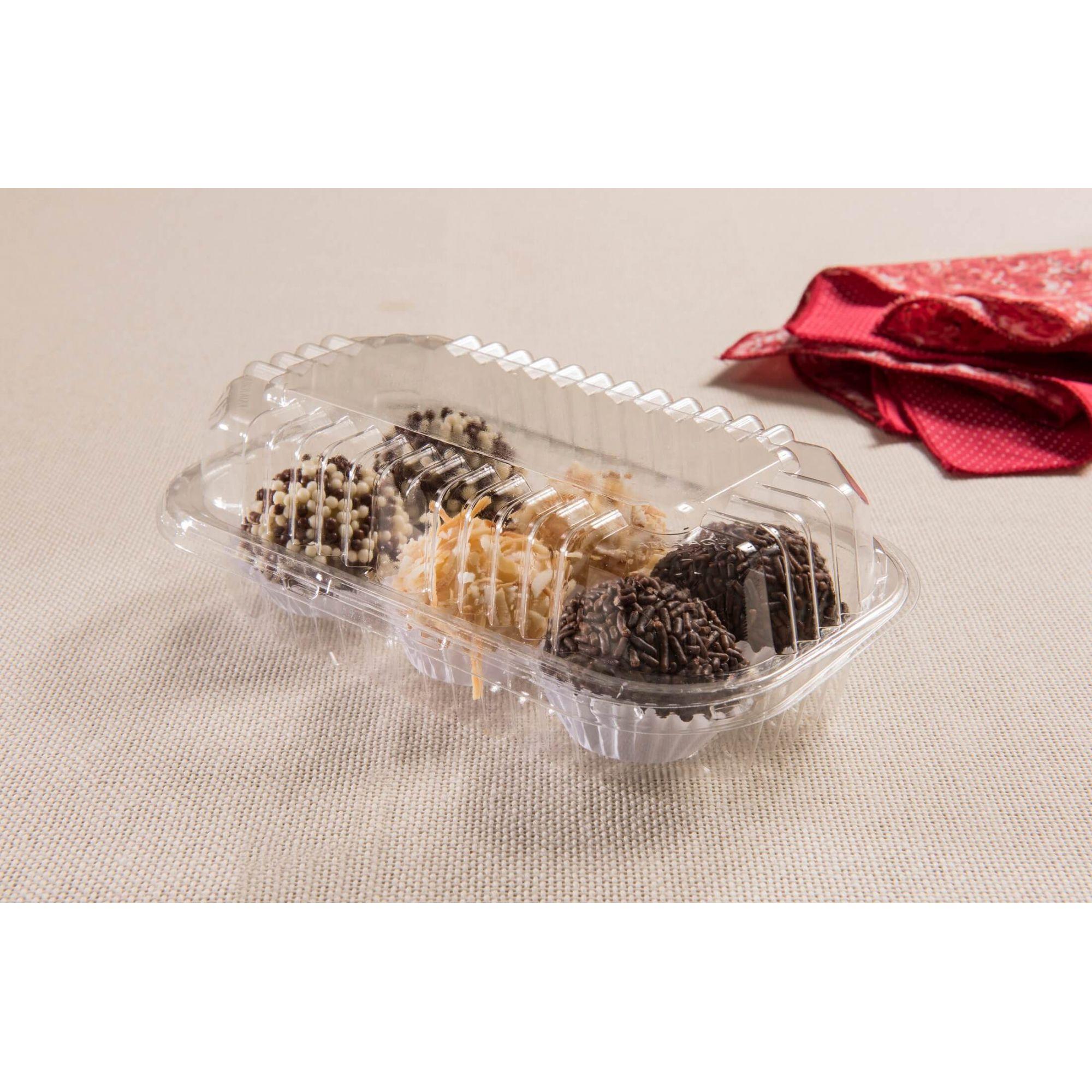 Embalagem para Croissant e cocada 100 unidades - Galvanotek GA10