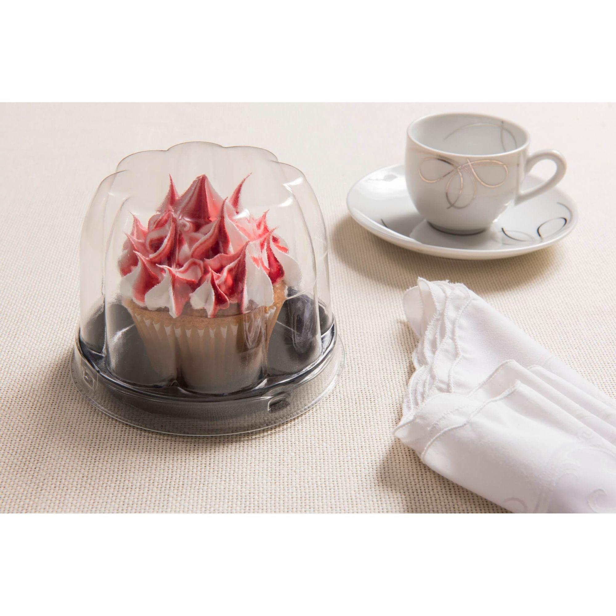 Embalagem para cupcake e minibolo - Galvanotek G 690