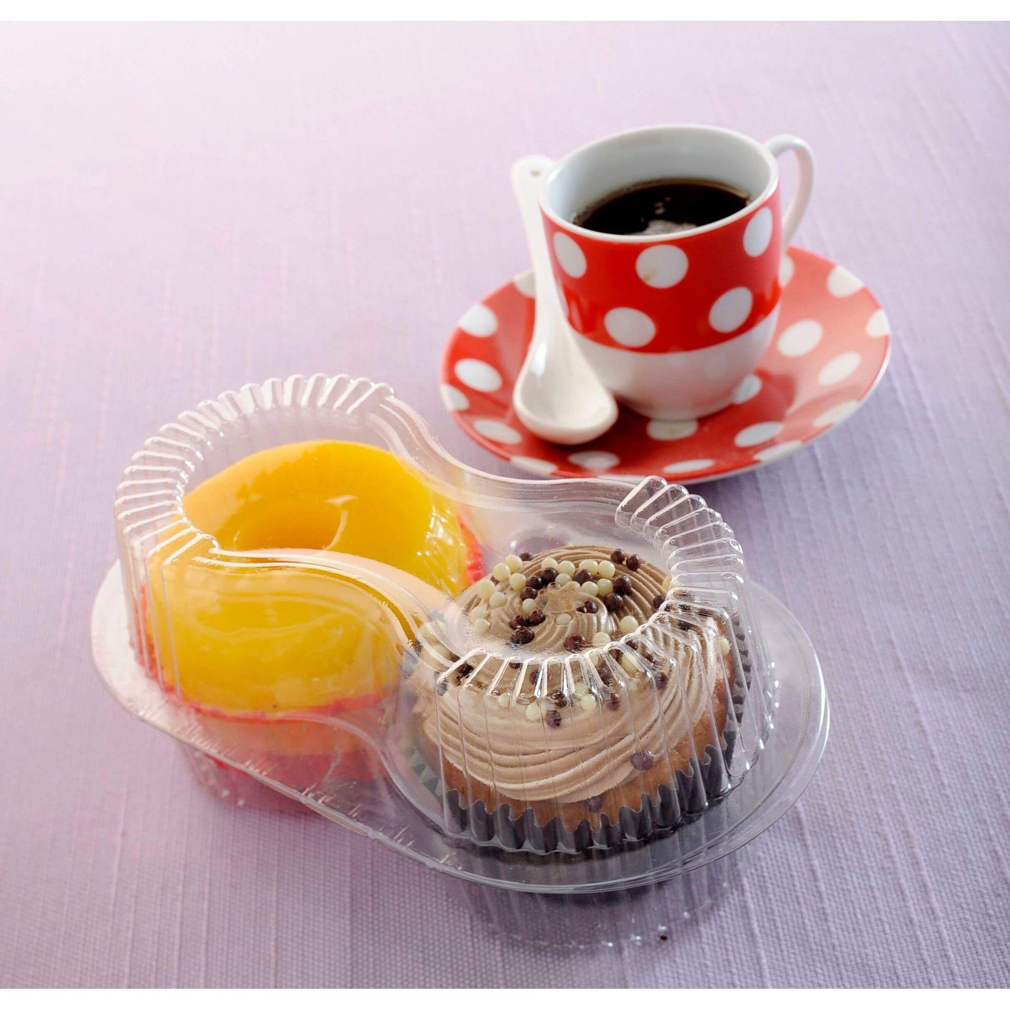 Embalagem para Cupcakes e Muffins - Galvanotek G14 G15 G16