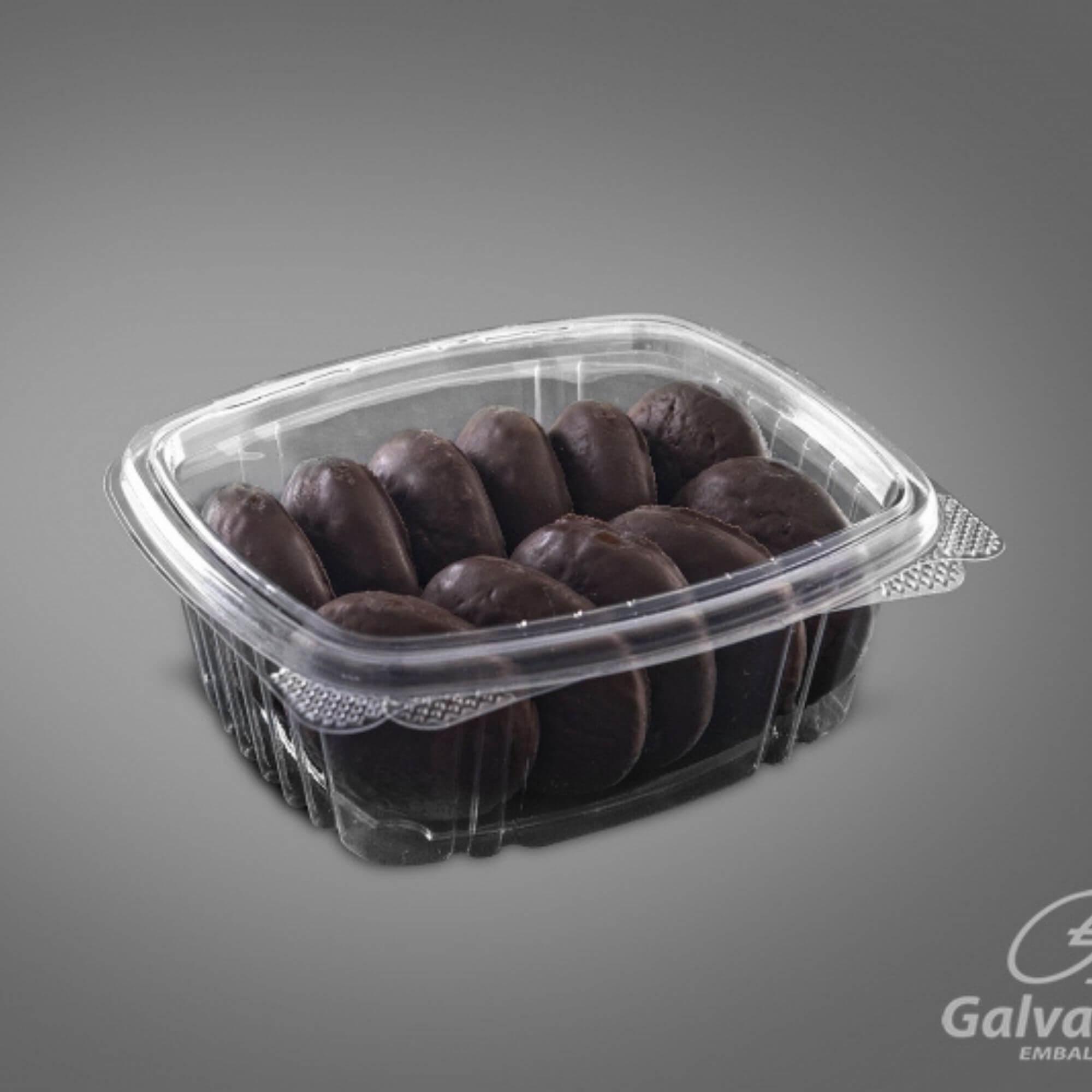 Embalagem para grãos e doces 355mL 200 unidades - Galvanotek GA96
