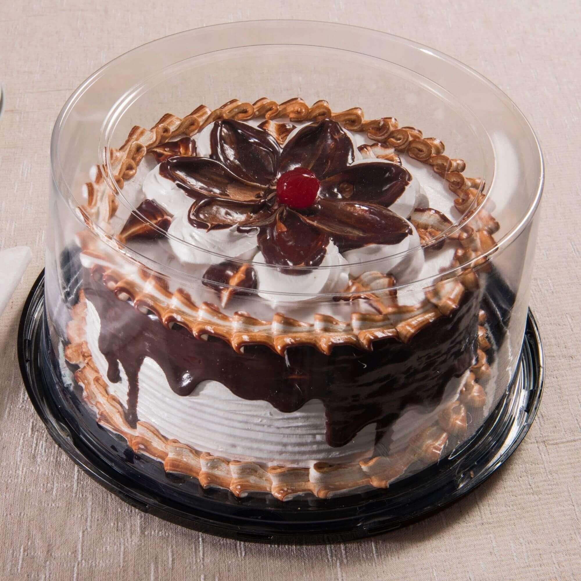 Embalagem bolo confeitado forma aro 20 até 2kg - G56 Galvanotek