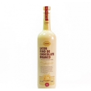 Licor de Chocolate Branco - Schluck - 700 ml