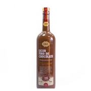 Licor de Chocolate Preto - Schluck - 700 ml