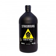 Licor de Whisky com Mel - Strasbourg - 1000 ml