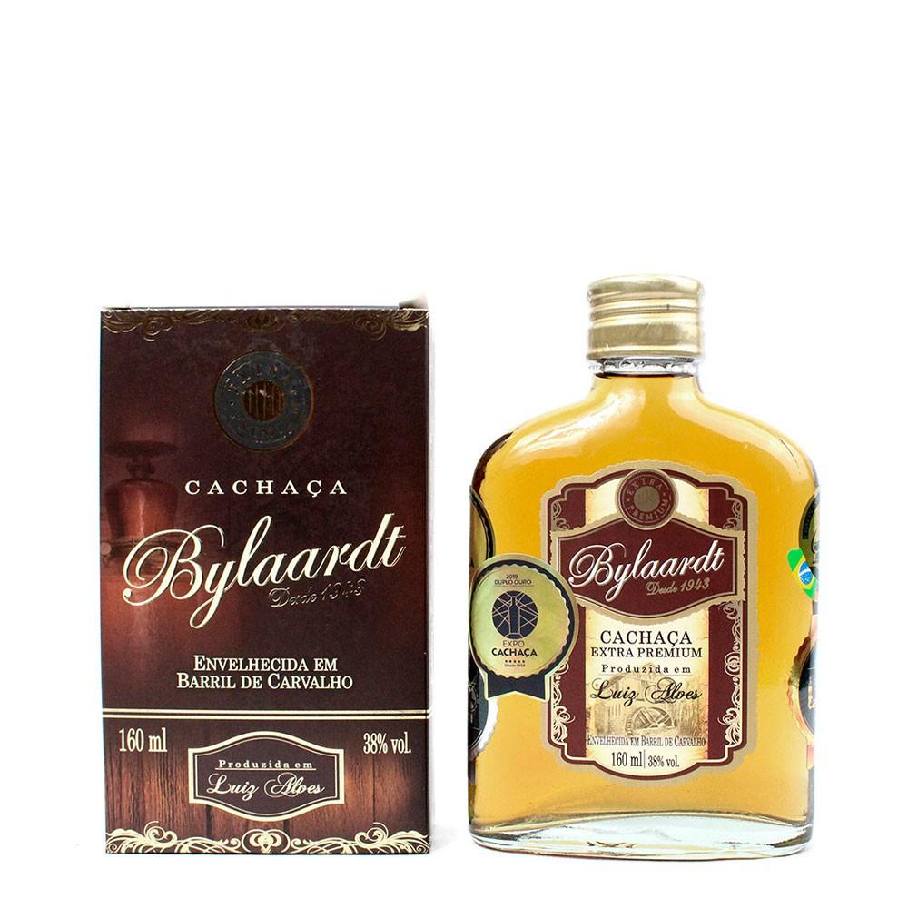 Cachaça Ouro Extra Premium - 18 anos - Bylaardt - 160 ml
