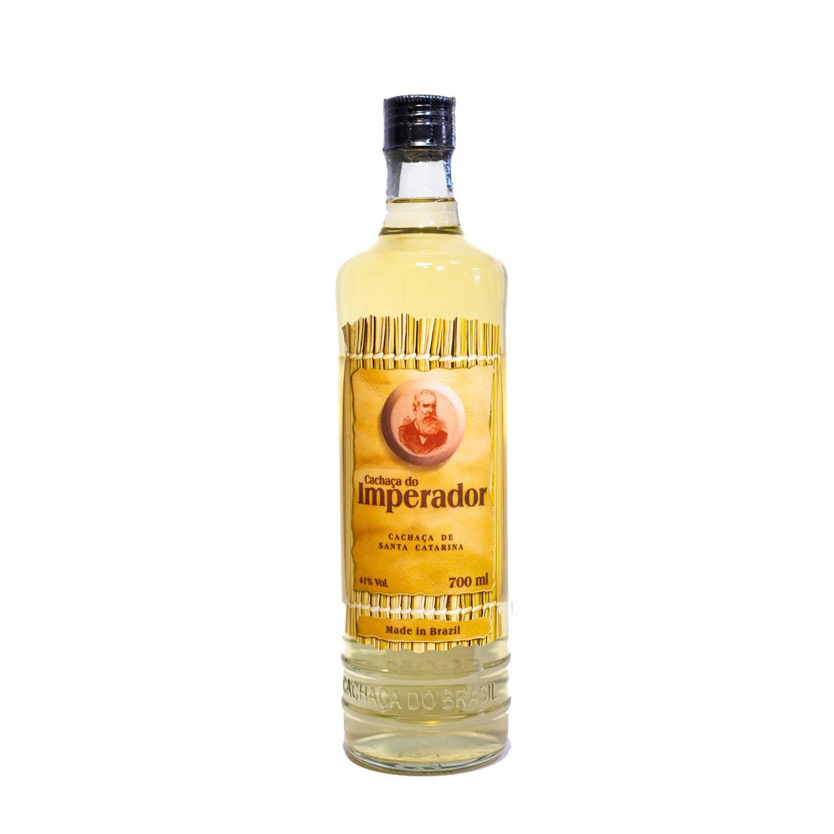 Cachaça Amburana - Imperador - 700 ml