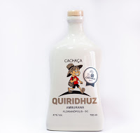 Cachaça Amburana Quiridhuz - GF Porcelana - 670ml