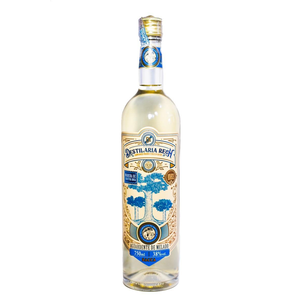 Cachaça Jequitibá Rosa - Rech - 750 ml