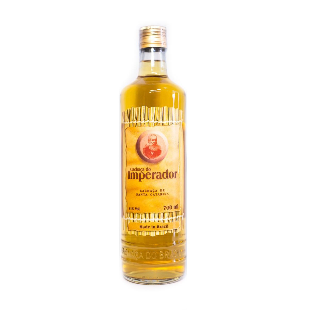Cachaça Ouro - imperador - 700 ml