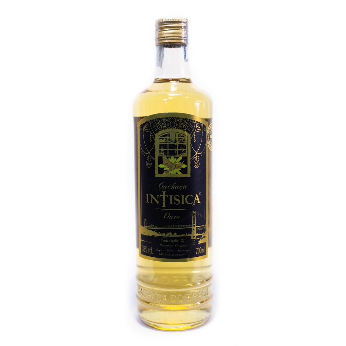 Cachaça Ouro - Xanadu - 700 ml