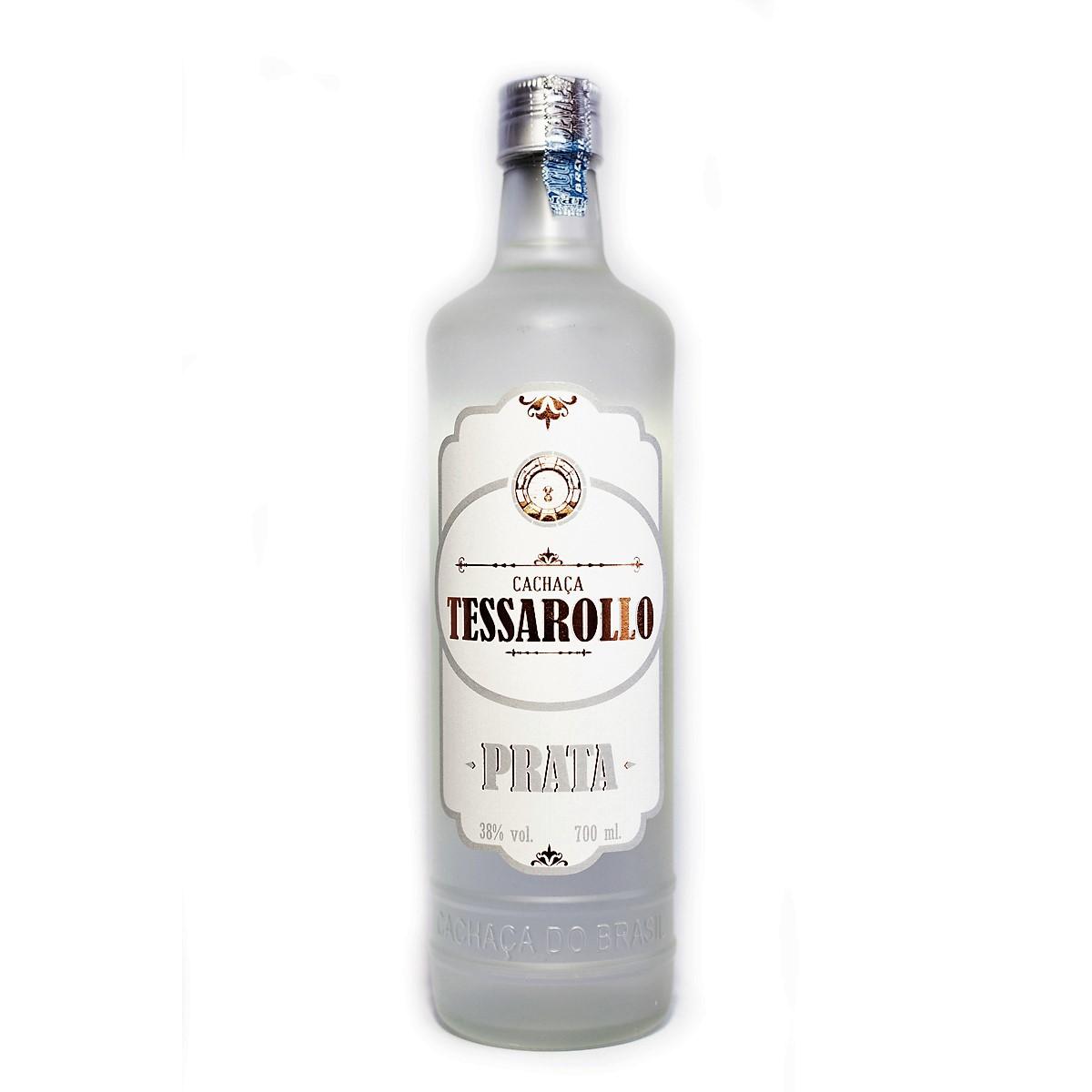 Cachaça Prata - Tessarollo - 700 ml