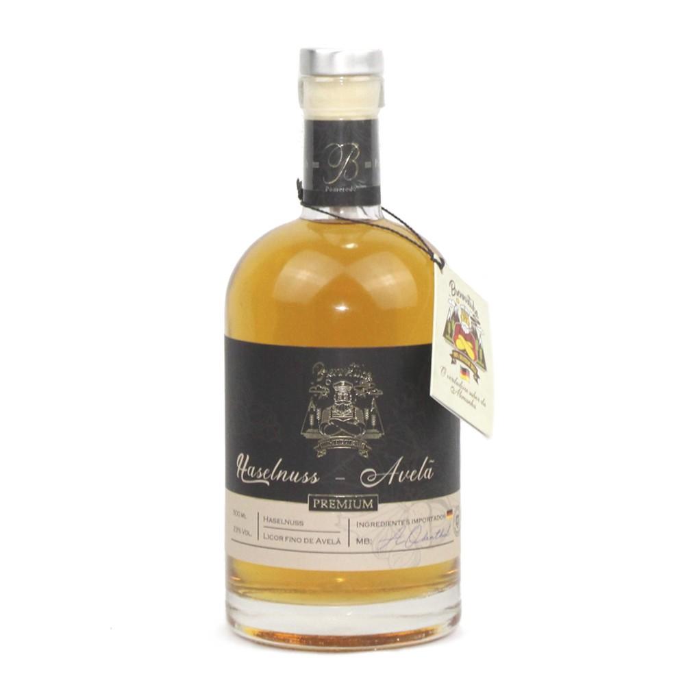 Licor Fino de Avelã -  Haselmusslikor  - Brennstube - 500 ml