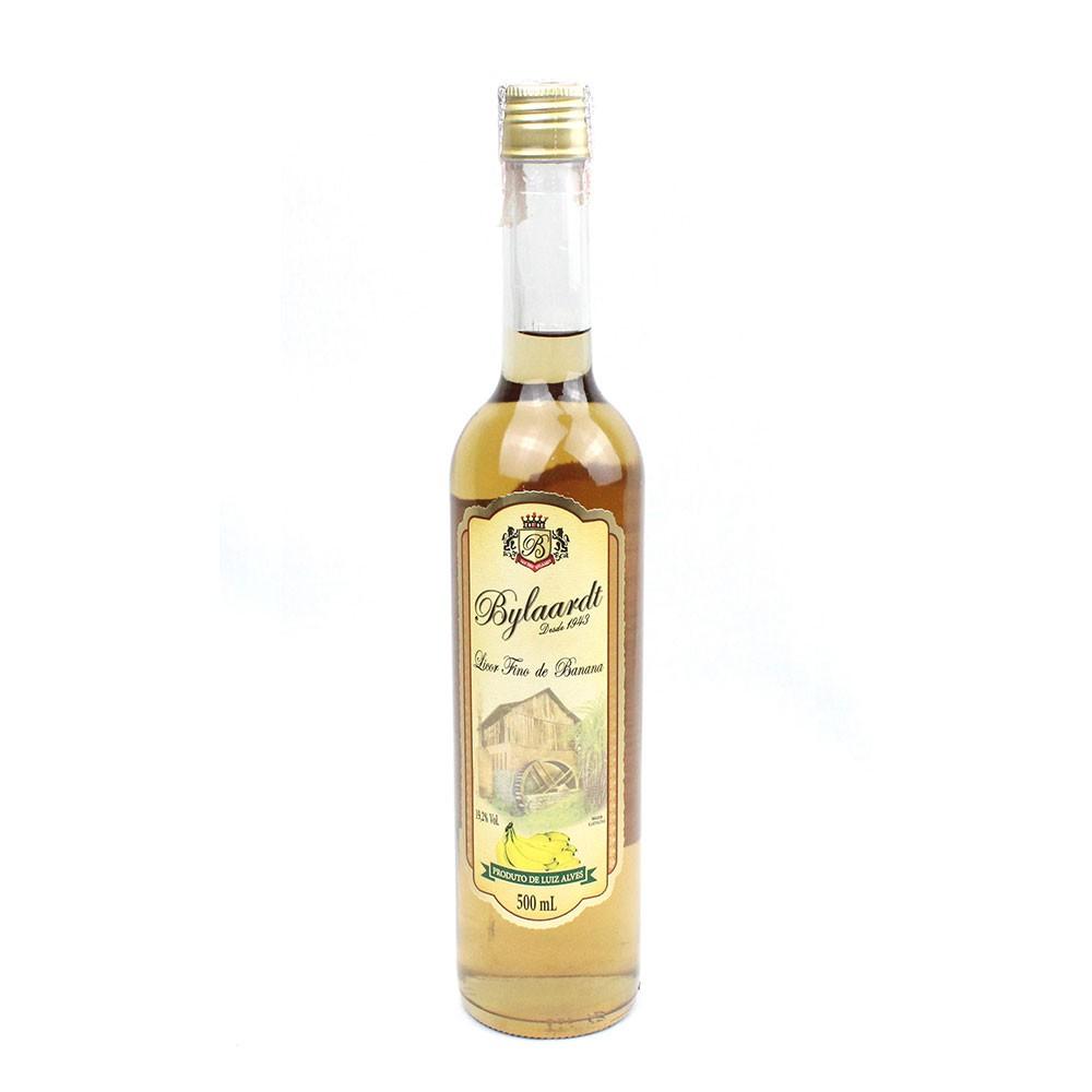 Licor Fino de Banana - Bylaardt - 500 ml