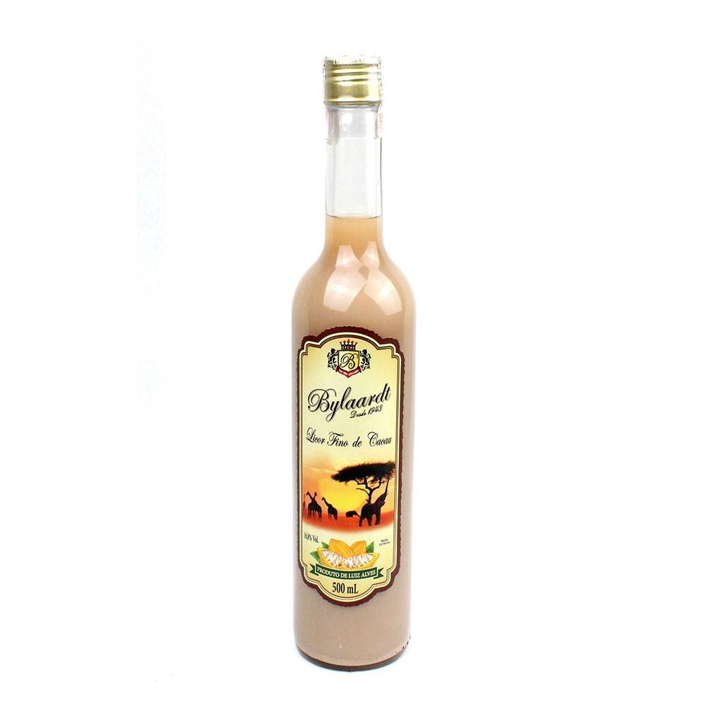 Licor Fino de Cacau - Bylaardt - 500 ml