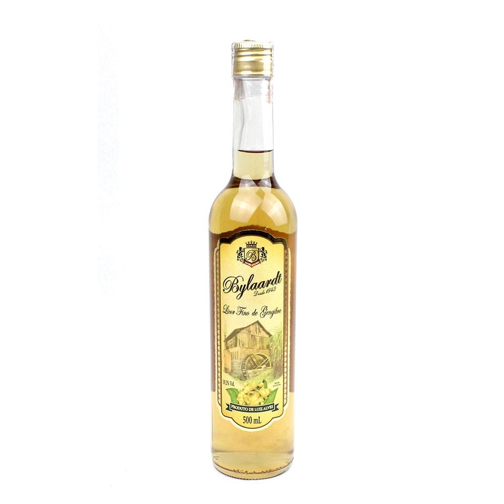 Licor Fino de Gengibre - Bylaardt - 500 ml