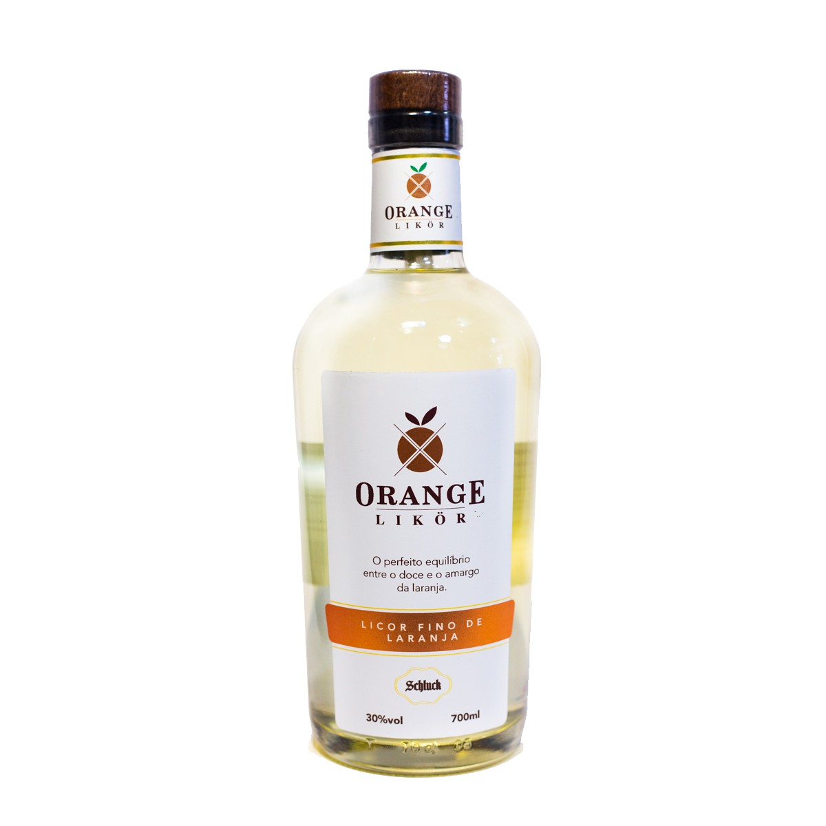 Licor Fino de Laranja - Orange Likor - Schluck - 700 ml