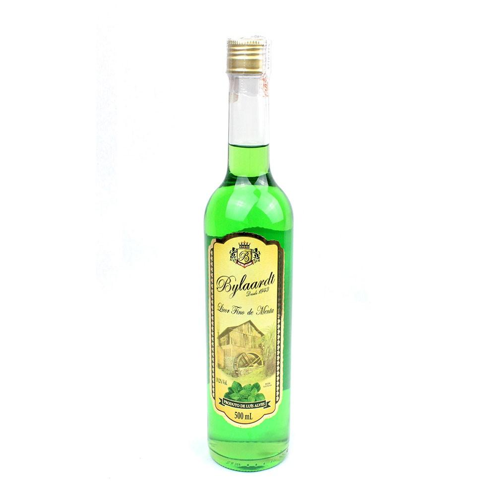 Licor Fino de Menta - Bylaardt - 500 ml