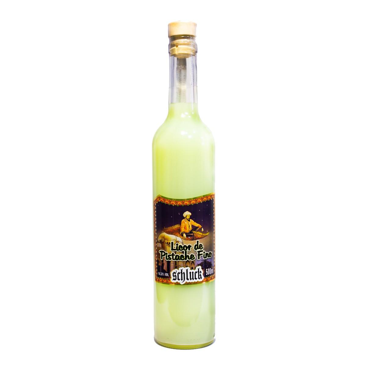 Licor Fino de Pistache - Schluck - 500 ml