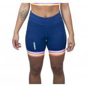 Bermuda Running (Ed Ltda) X-fit Rainbow Fem 2021