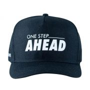 Boné One Step Ahead Unissex - Preto - Woom 247