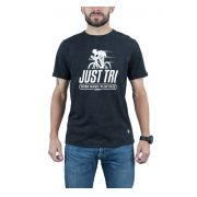 Camiseta Play Fair Masc - Preto - Woom 247