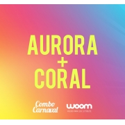 Combo: Macaquinho Summertime - Aurora + Coral