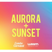 Combo: Macaquinho Summertime - Aurora + Sunset