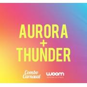 Combo: Macaquinho Summertime - Aurora + Thunder