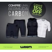 Compre uma bermuda Carbon e ganhe 15% off no top!