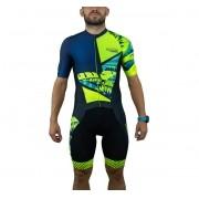 Macaquinho Ciclismo Ed. Limitada Thunder Masc Summer